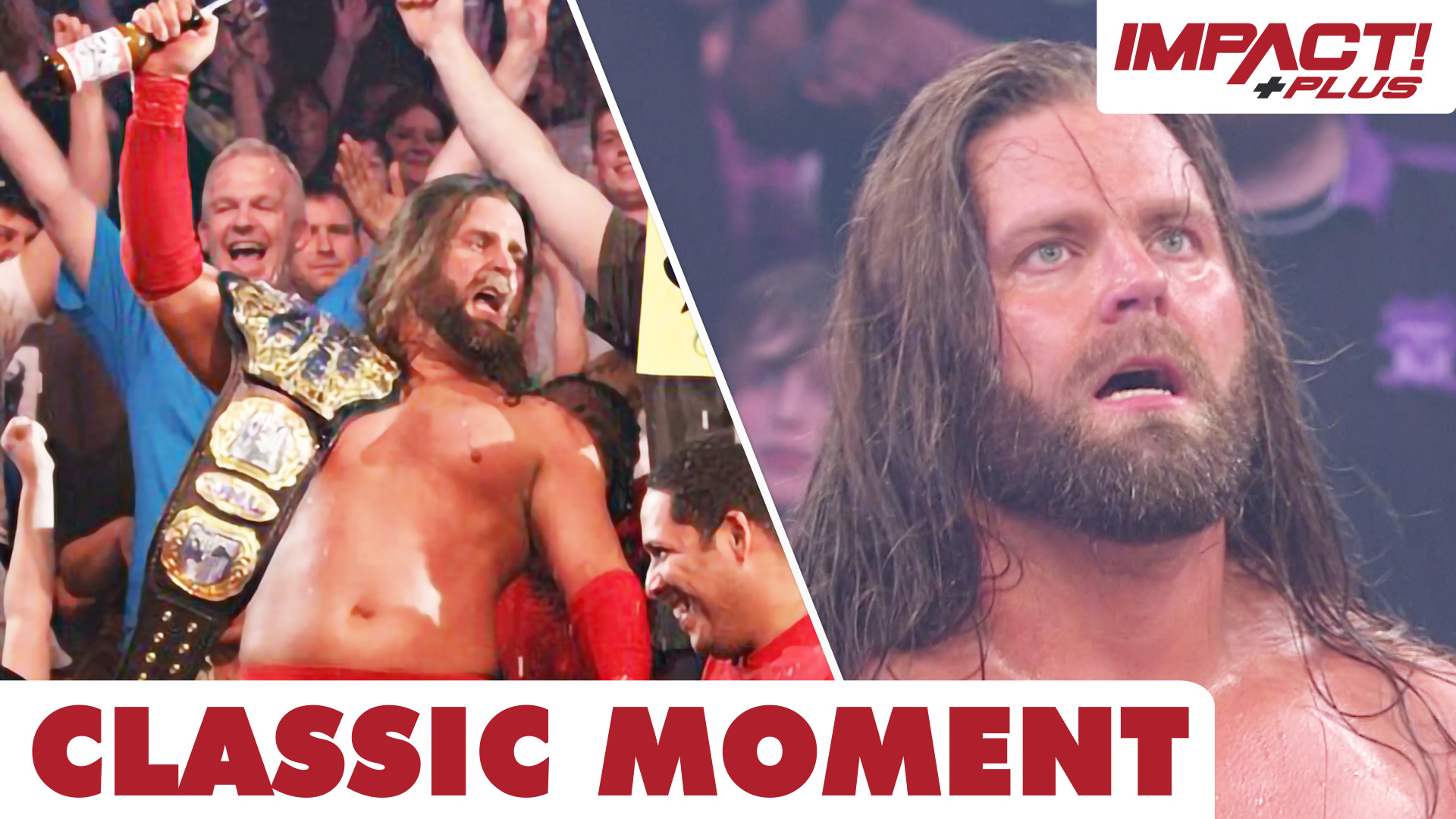 James Storm Wins TNA World Heavyweight Title – IMPACT Wrestling