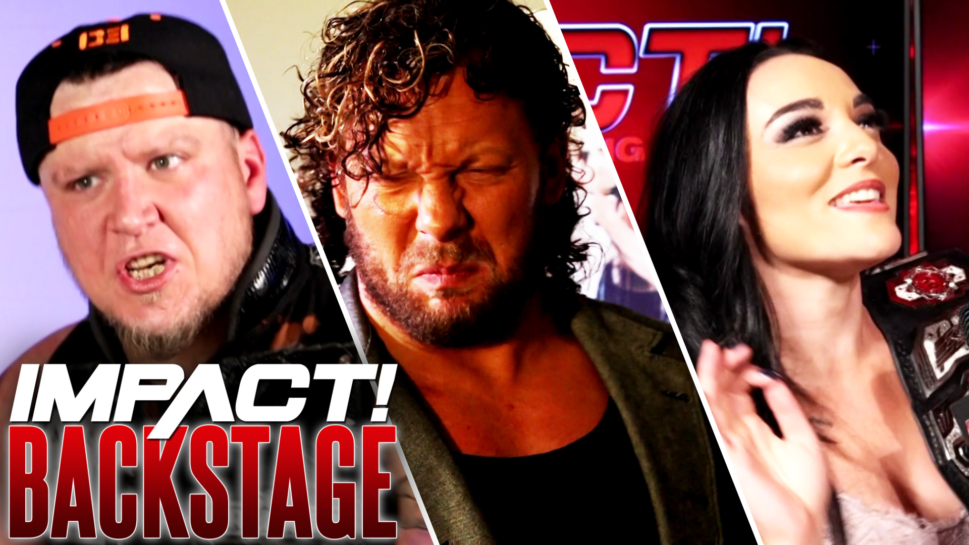 Kenny Omega Bets K on Himself, FinJuice Send a Message from Japan – IMPACT Wrestling