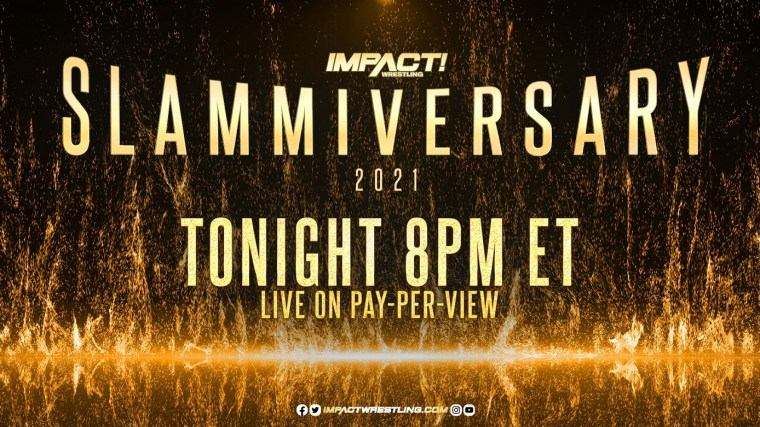 Our World Changes Again at Slammiversary – IMPACT Wrestling