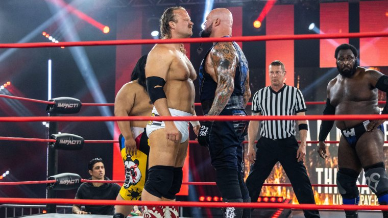 July 15, 2021 – IMPACT Wrestling