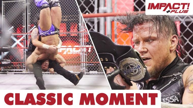 Sami Callihan's Epic World Championship Win! (Oct 29, 2019) – IMPACT Wrestling