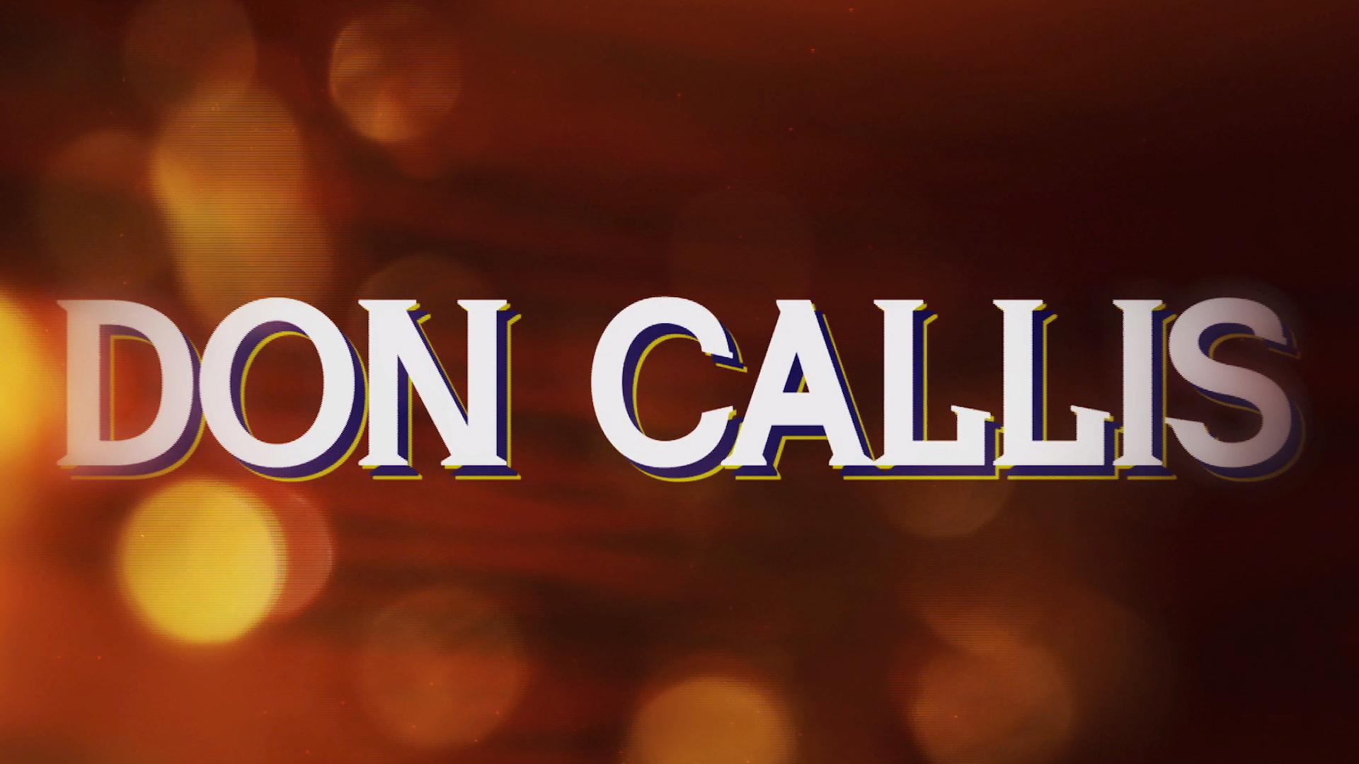 Don Callis Theme Song & Entrance Video – IMPACT Wrestling