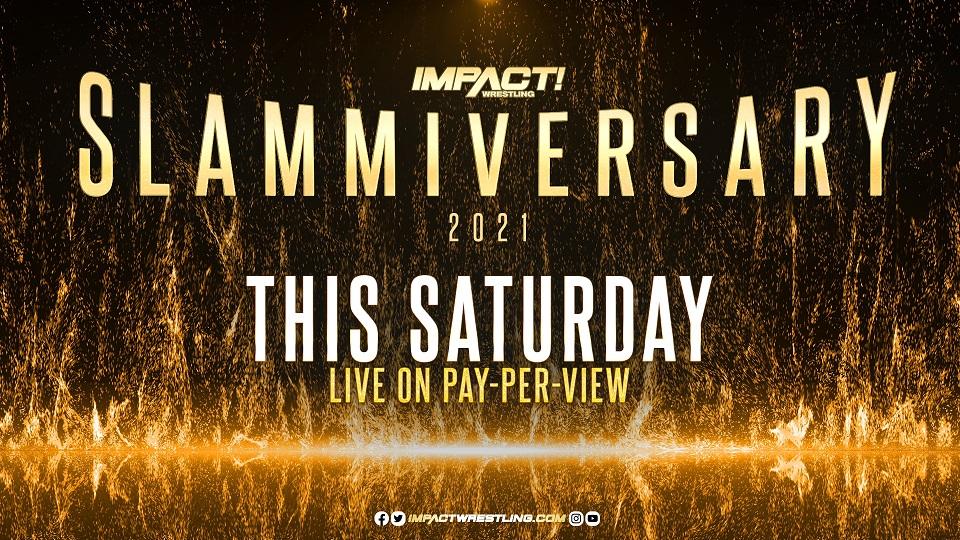 TJP Out of Slammiversary – IMPACT Wrestling