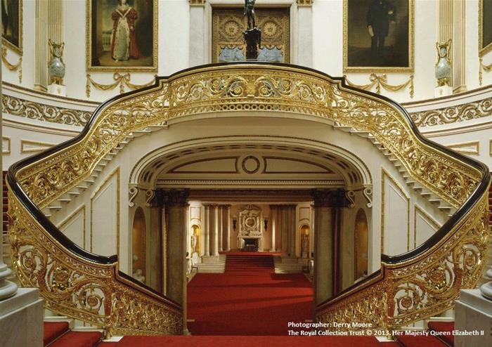 Royal London St Pauls And Buckingham Palace