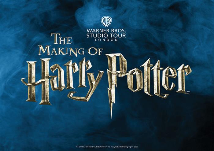 Risultati immagini per harry potter studios logo