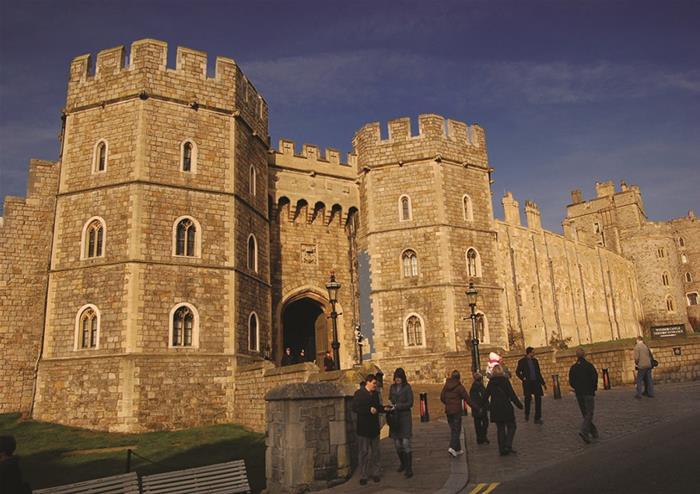 Windsor Castle Afternoon Tour