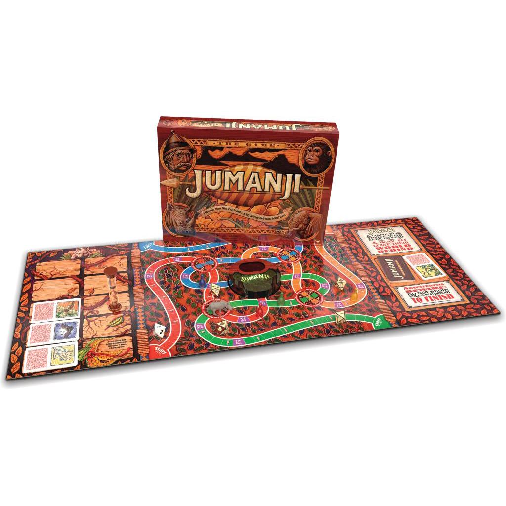Jumanji Behind Away World Game Those Who Find Leave Their Seek