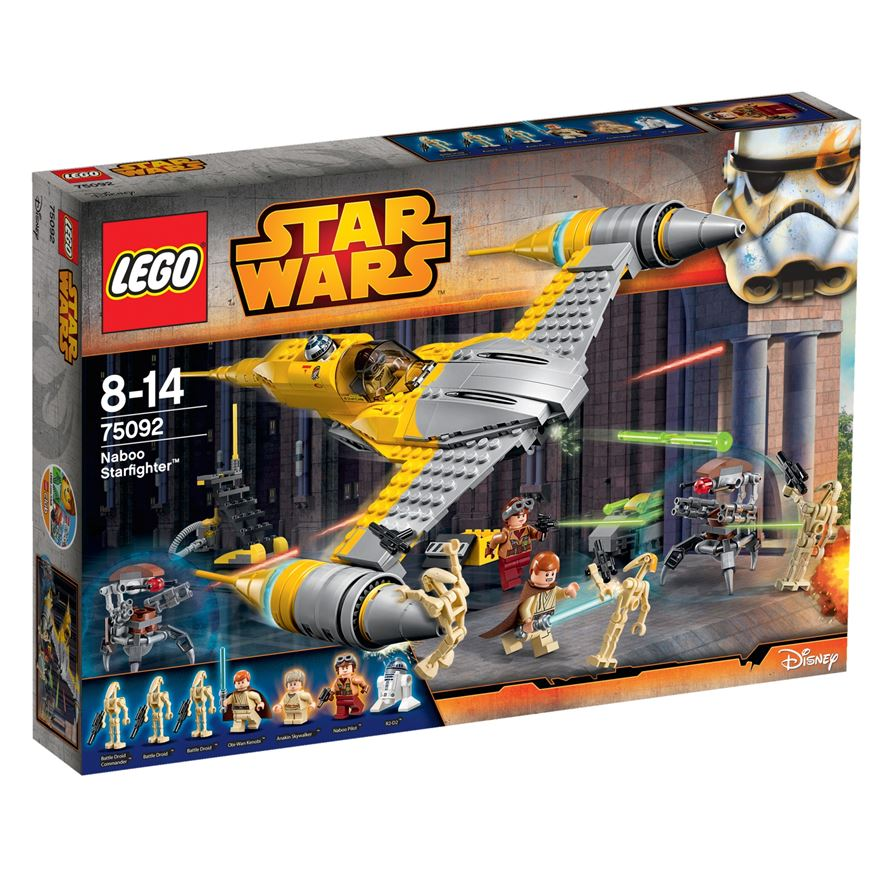 LEGO Star Wars Naboo Starfighter 75092 €56.99