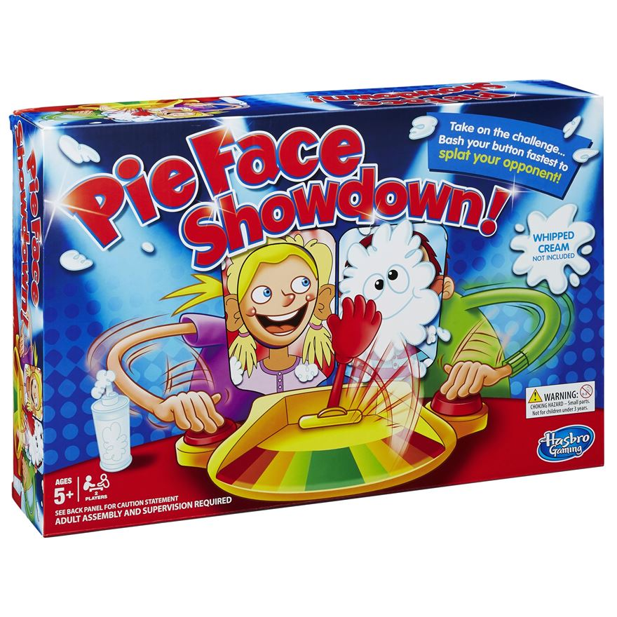 Pie Face Showdown €24.99