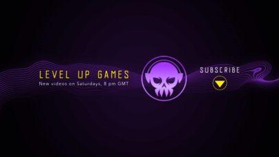 gaming vlogger channel banner maker. Youtube Banner Maker Design Templates Placeit