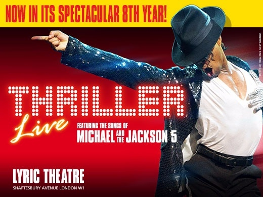 Thriller Live - London tickets - London - £20.00 | Global ...