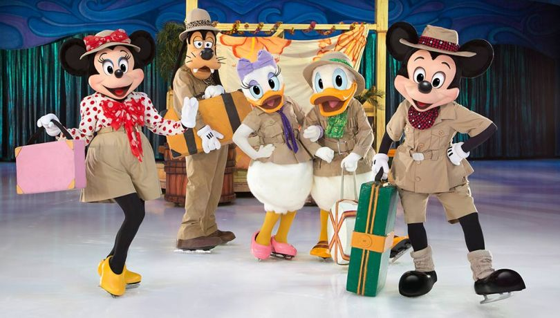 Disney On Ice Passport To Adventure DI1