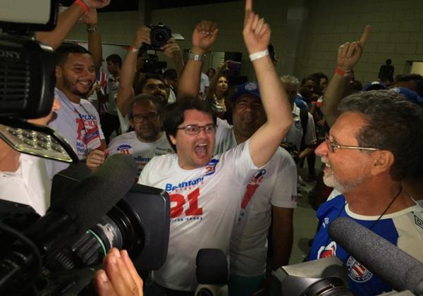 Foto: Reprodução / EC Bahia