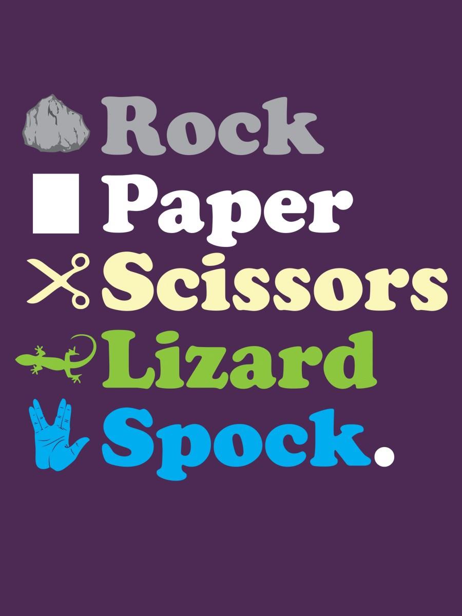Rock Paper Scissors Lizard Spock Men S Purple Hoodie