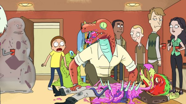 Roiland Wraps 'Rick and Morty' | Animation World Network
