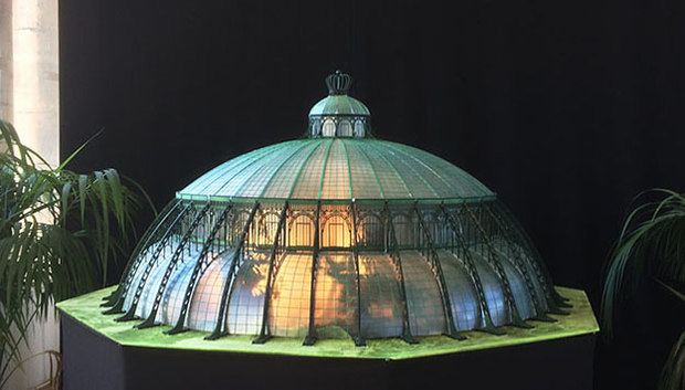 This Magnificent Cake Dome