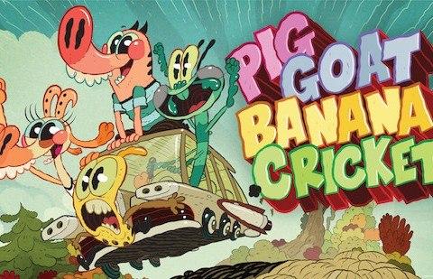 Meet the Team Behind 'Pig Goat Banana Cricket' at ...