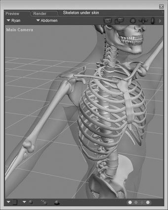 'Poser 8 Revealed': Creating and Applying Materials - Part ...