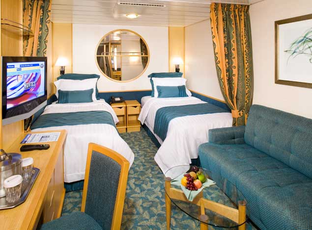 Image result for vision of the seas inside stateroom