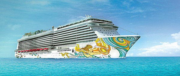 Norwegian Getaway - Cruise Ship Photos, Schedule ...