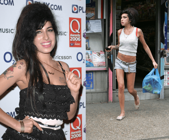 celebs Amy Winehouse