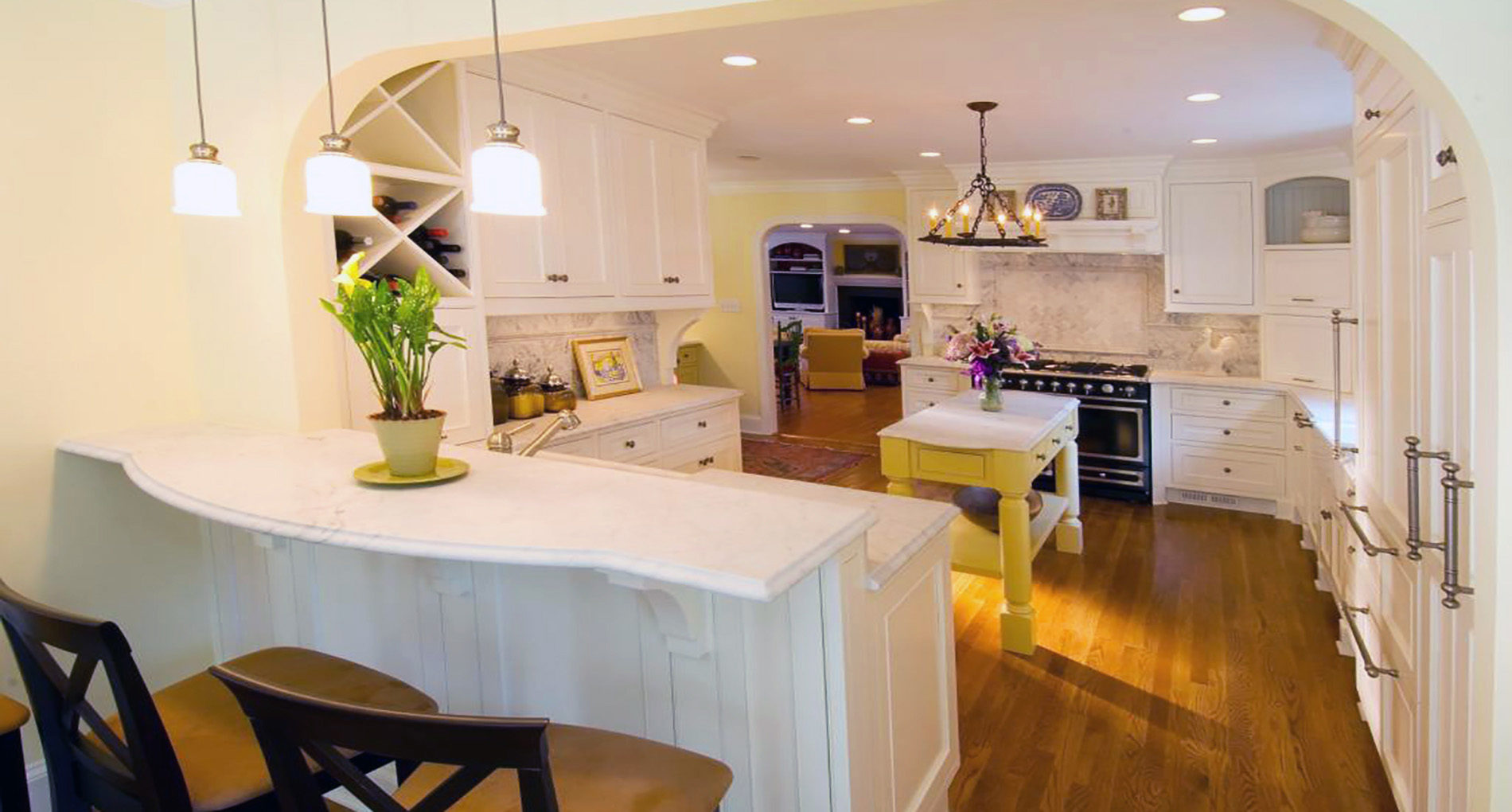 kitchen remodeling & design in greensboro | alair homes greensboro