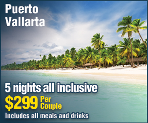 puerto vallarta all-inclusive vacation package
