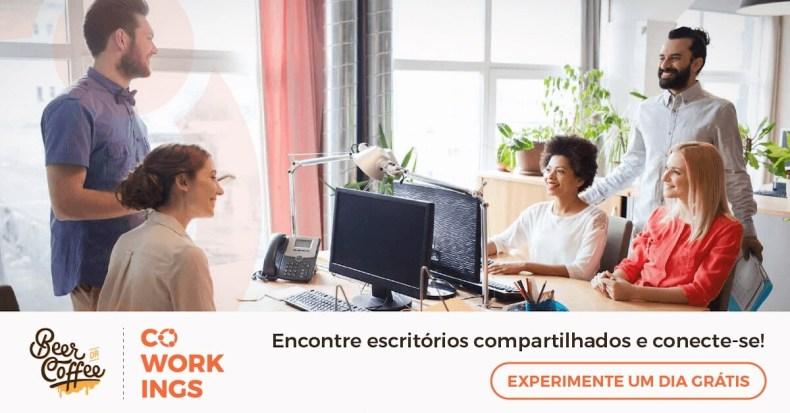 Soluções de escritórios para sua empresa em todo Brasil | BeerOrCoffee