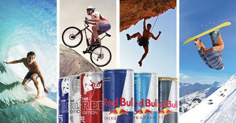 Bull Market Red Bull Is King Of Content Marketing Pace