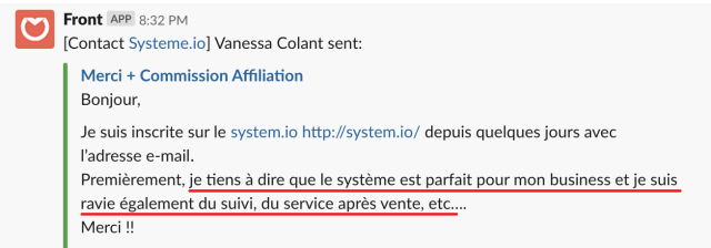 avis sur systeme.io