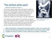 Whitest white paint starter slide preview