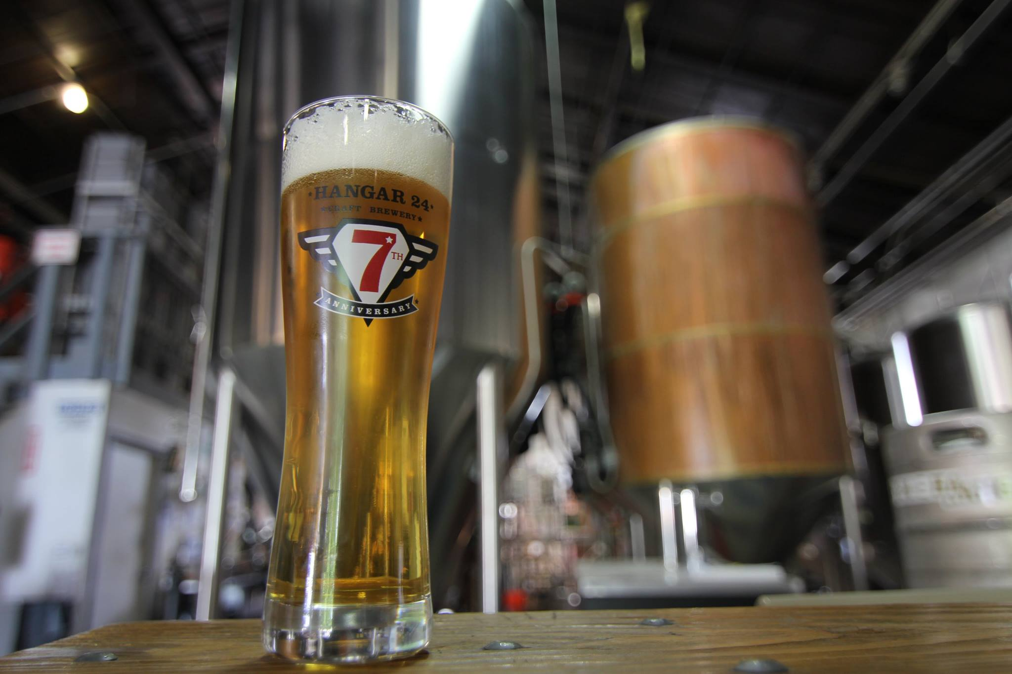 Hangar 24 to Debut 7th Anniversary Pils   Brewbound com Redlands  CA     Hangar 24 Craft Brewery will debut their 7th Anniversary  Pils  a German style Pilsner  at the Hangar 24 AirFest and 7th Anniversary