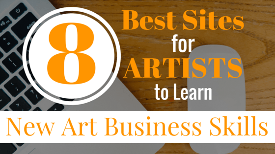 8 Best Sites for Artists to Learn New Art Business ...