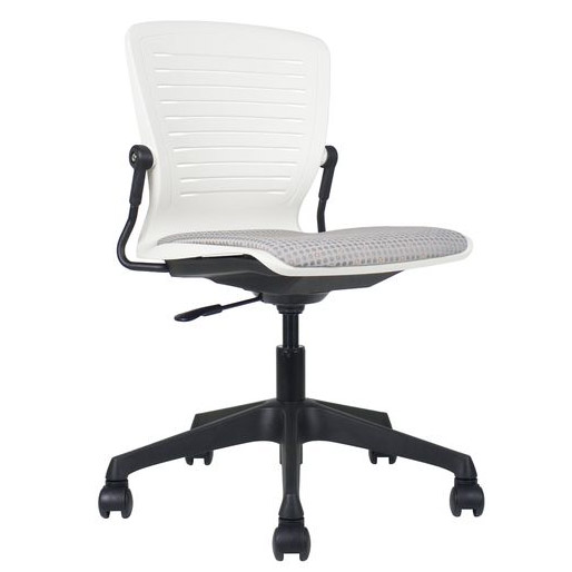 om5 active tasker chair w padded seat grade 5 fabric