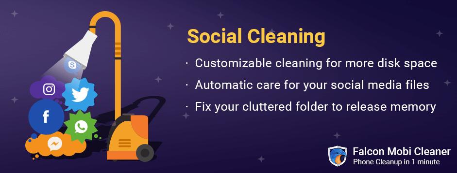 social-cleaner