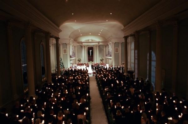 Ceremony Décor Photos - Candle Lighting Ceremony - Inside ...