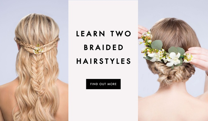 DIY Wedding Hairstyles: Learn How To Style Two Looks