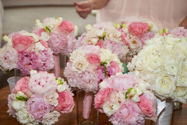 Church Wedding Ceremony + Luxe Ballroom Reception In