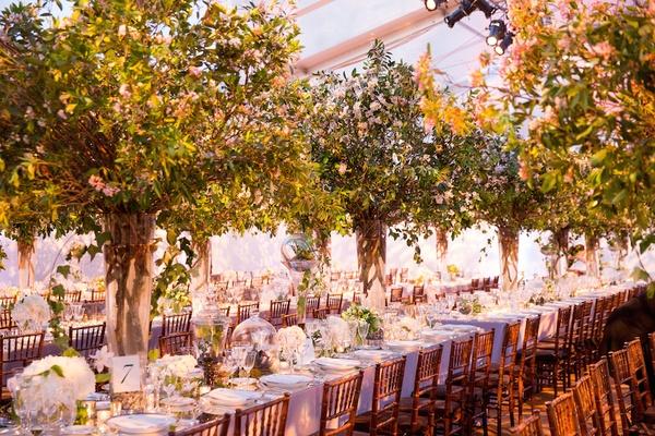 Formal Wedding Inspired By Central Park & Springtime In