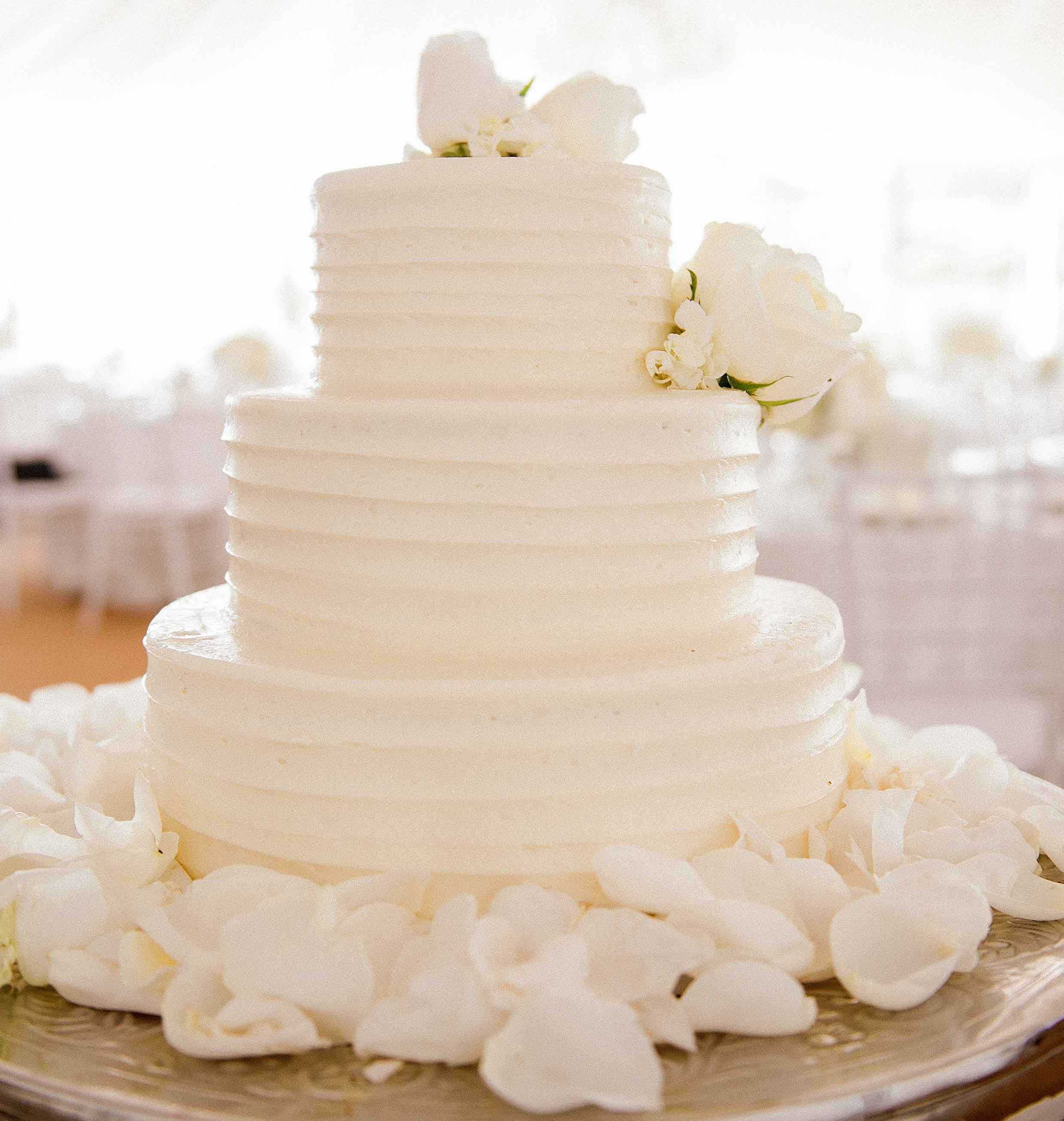 Wedding Cake Ideas Small One Two And Three Tier Cakes
