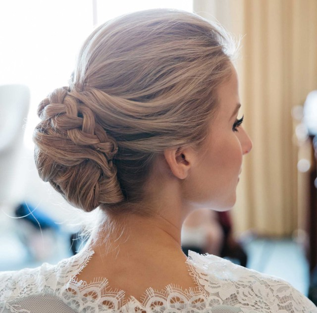 braided hairstyles: 5 ideas for your wedding look - inside
