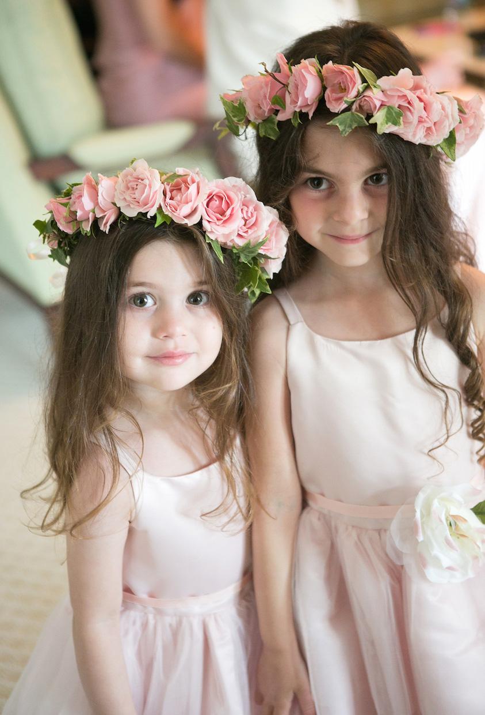Flower Girl Dresses Non White Dress Options Inside Weddings