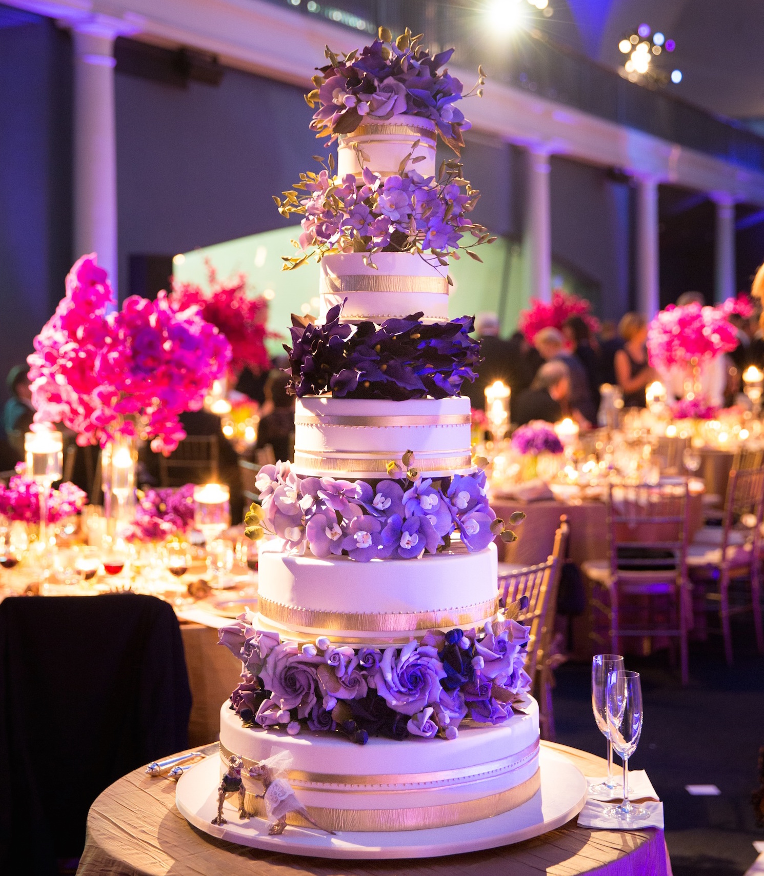 Wedding Cake Ideas Nontraditional Wedding Cake