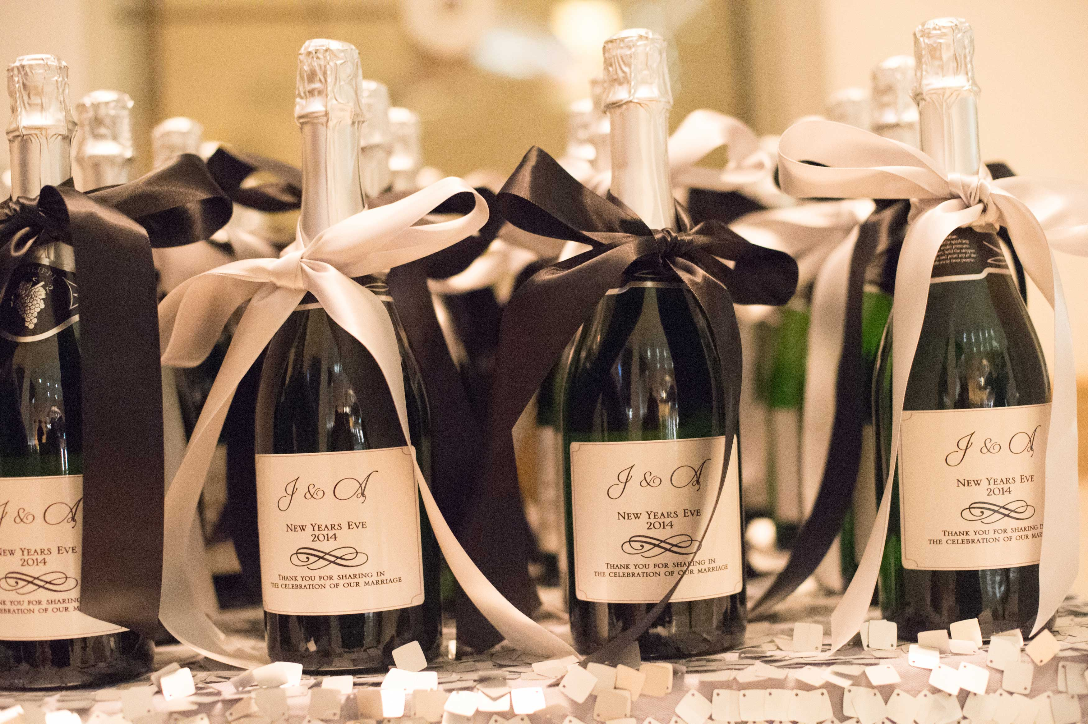 15 New Year's Eve Wedding Ideas From Real Weddings