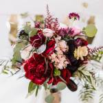 Romantic Red Pink Bridal Bouquets Perfect For Valentine S Day