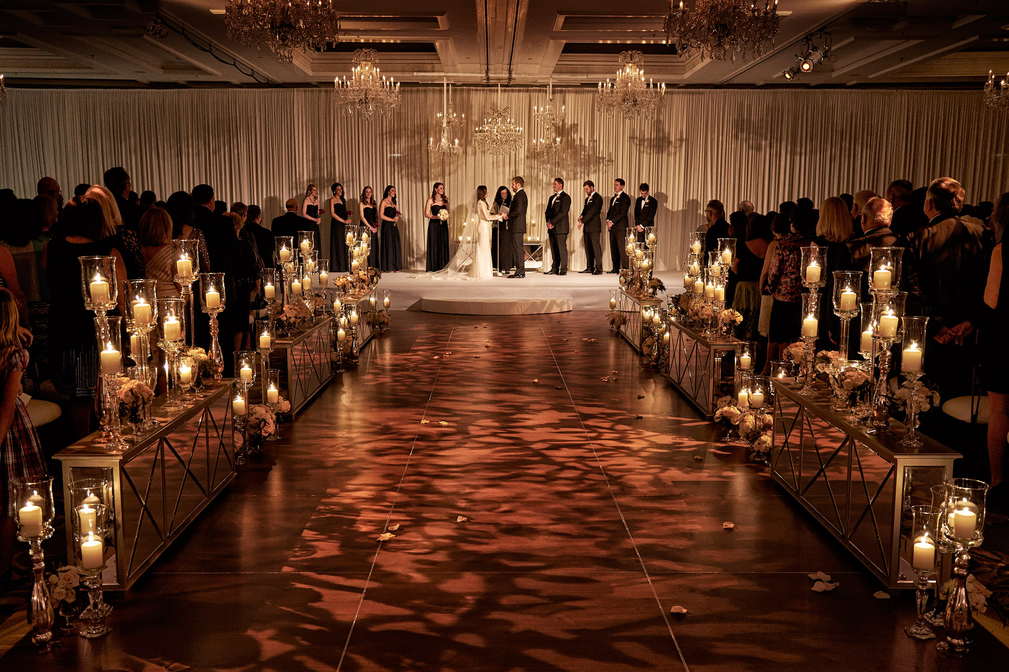 Wedding Ideas: 10 Ways To Decorate Your Ceremony Aisle