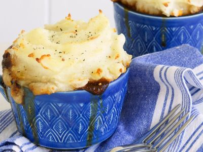 Treat Yourself Beef and Guinness Pie