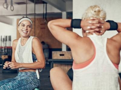 Gym Confidence Blog