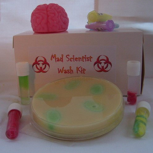 Mad Scientist Wash Set by Bits and Bobs £3.25