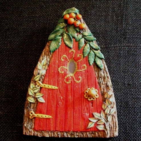 Fairy Door Rowan Tree, PatsParaphernalia
